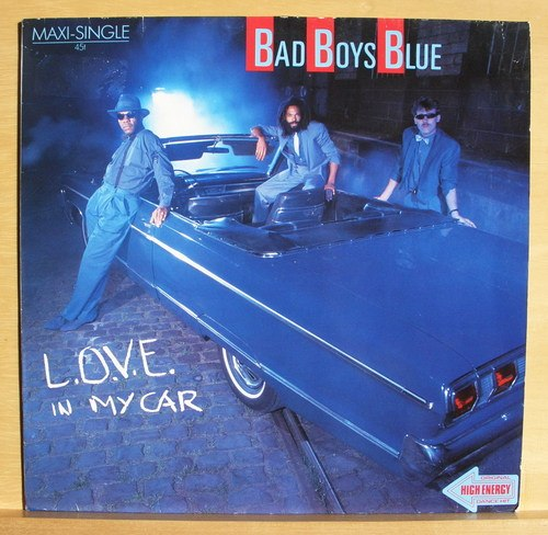 Hungry For Love (Instrumental version), (italo disco) BAD BOYS BLUE